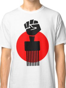 Black Fist Power T-Shirt Classic T-Shirt