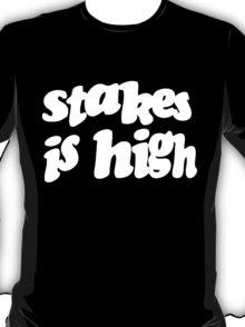 Stakes Is High - De La Soul T-Shirt