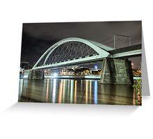 Merivale Bridge • Brisbane Greeting Card