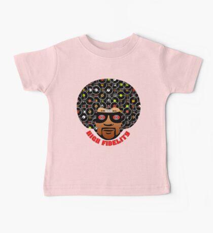High Fidelity T-Shirt Baby Tee