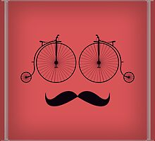 Penny Farthing by ell85design