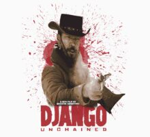 DJANGO *UNCHAINED* by AmitArt