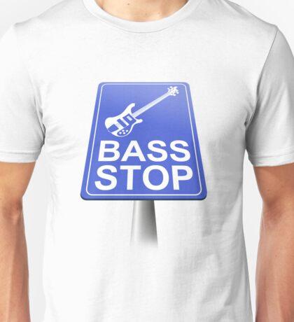 Bass Stop Unisex T-Shirt