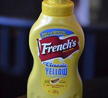 French's Yellow Mustard by wittieb
