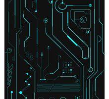 Techno Circuits by Akuma91