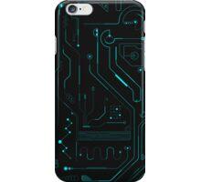 Techno Circuits iPhone Case/Skin