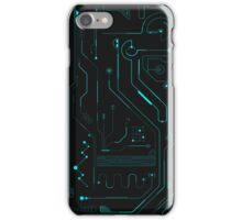 Techno Circuits iPhone Case/Skin