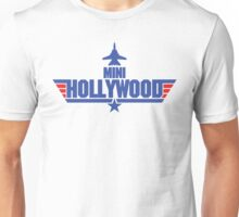 Custom Top Gun Style - Mini Hollywood 1 Unisex T-Shirt