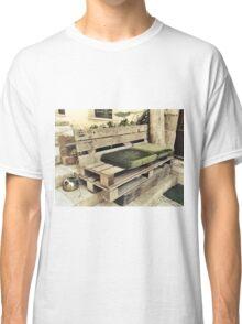 Hippie Sofa - Chiara Conte Classic T-Shirt