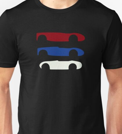 Austin Healey 3 Unisex T-Shirt