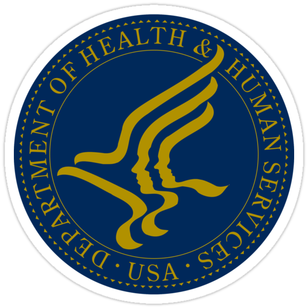US Heath and Human Services Department by GreatSeal