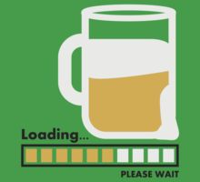 Funny Beer Loading Bar by Style-O-Mat