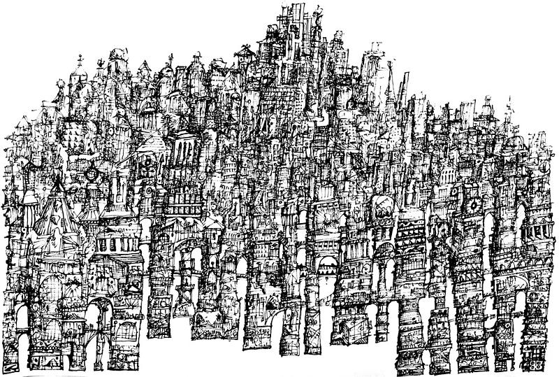 Pillarcity by JBurriss