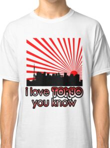 Love Long Time Classic T-Shirt