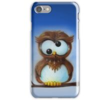 Hooter Case 01 iPhone Case/Skin