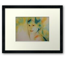 Lydia two Framed Print