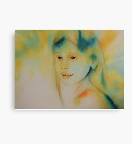 Lydia two Canvas Print