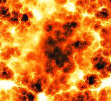Explosion by Norma Cornes