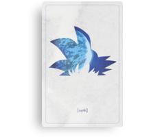 Goku minimalist Canvas Print