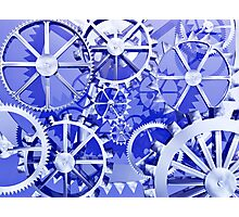 Clockwork steampunk Photographic Print