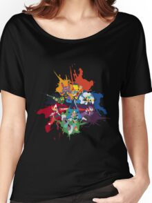 Megaman: Souls of a Hero Minimal Women's Relaxed Fit T-Shirt