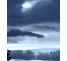Islands in the Sky Photographic Print