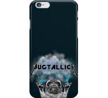 Pugtallica iPhone Case/Skin