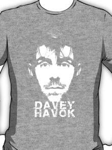 Davey Havok - face tee T-Shirt