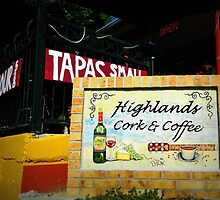 Highlands Cork and Coffee by Kirsten Chase