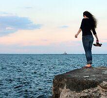 Oswego Bay New York by BrianFitePhoto