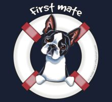 Boston Terrier :: First Mate Kids Clothes