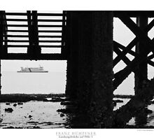Landungsbrücke Föhr 1 by franzhuempfner