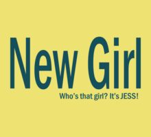 New Girl by Kristen Lafleche