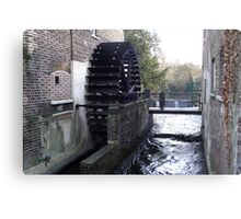 The Old Snuff Mill. Canvas Print