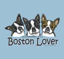 Boston Lover One Piece - Short Sleeve