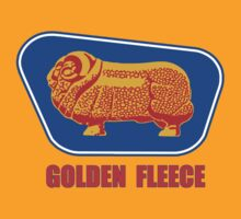Golden Fleece Bowser Logo by GasGasGas