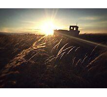 Sundown Dungeness Photographic Print