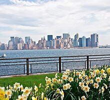 Springtime in New York by gleadston