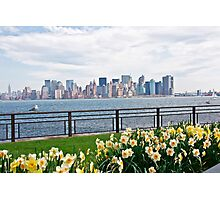 Springtime in New York Photographic Print