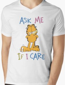 Garfield - Ask Me If I Care T-Shirt