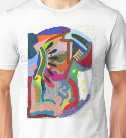 Faces,Places,Personalities,Feelings Unisex T-Shirt