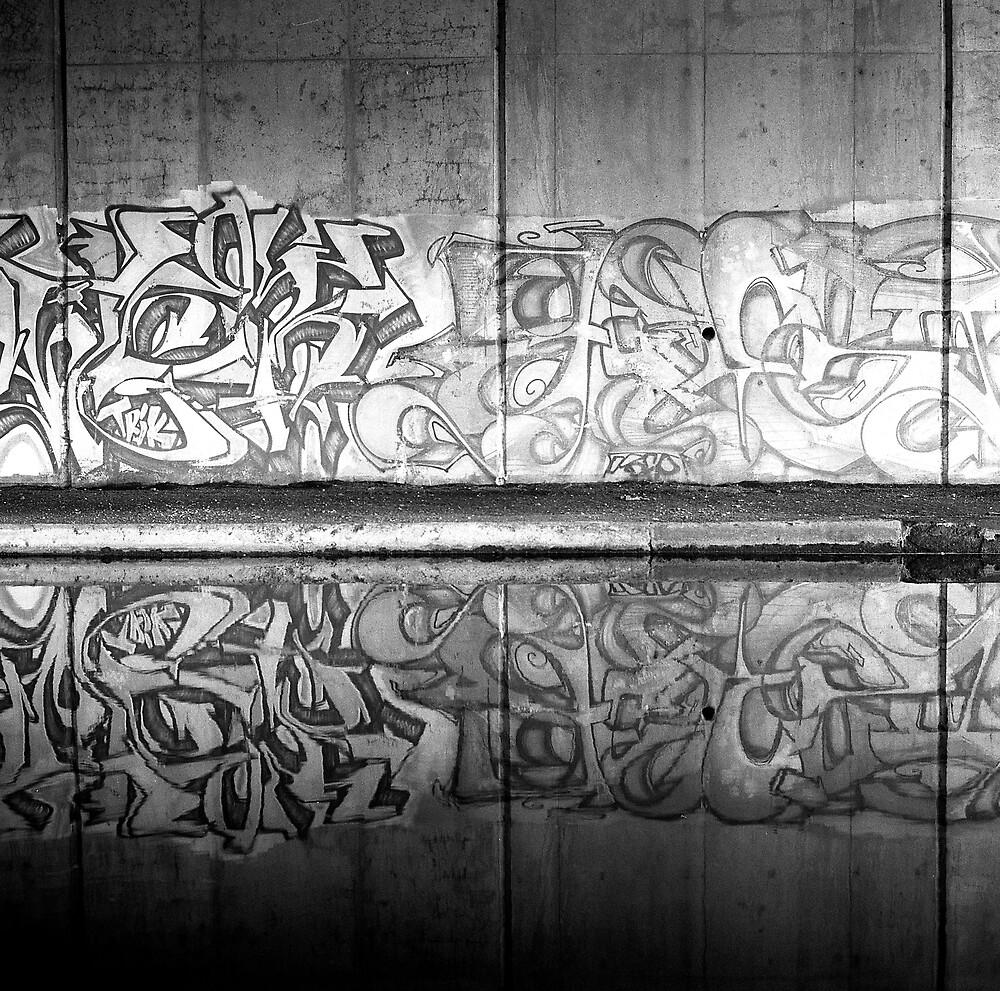 Urban Landscape - Spaghetti Junction by Matthew Walters