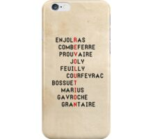 French Revolution!  iPhone Case/Skin