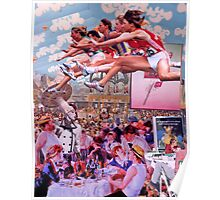 Carnival Olympics. Poster