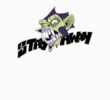 Angry Monkey - Purple/Green Men's Baseball ¾ T-Shirt