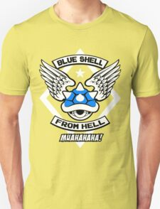 Blue Shell From Hell T-Shirt