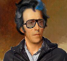Modern Andrew Jackson by JamieKaplan9