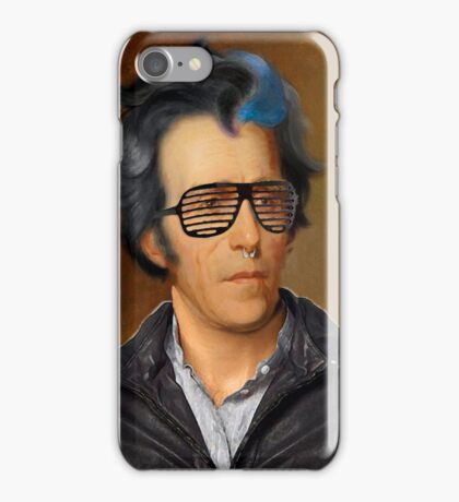 Modern Andrew Jackson iPhone Case/Skin