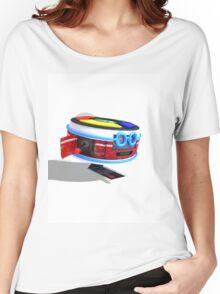 80's Retro Robot Women's Relaxed Fit T-Shirt