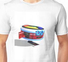 80's Retro Robot Unisex T-Shirt
